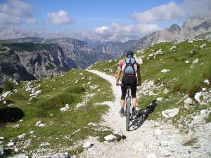 mountain-bike chalet a montafon