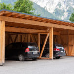chalet-auszeit-parkplatz
